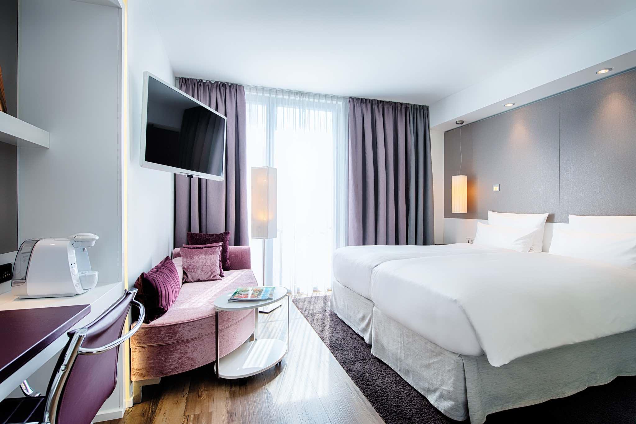Boutique Hotel i31 Berlin Mitte bedroom