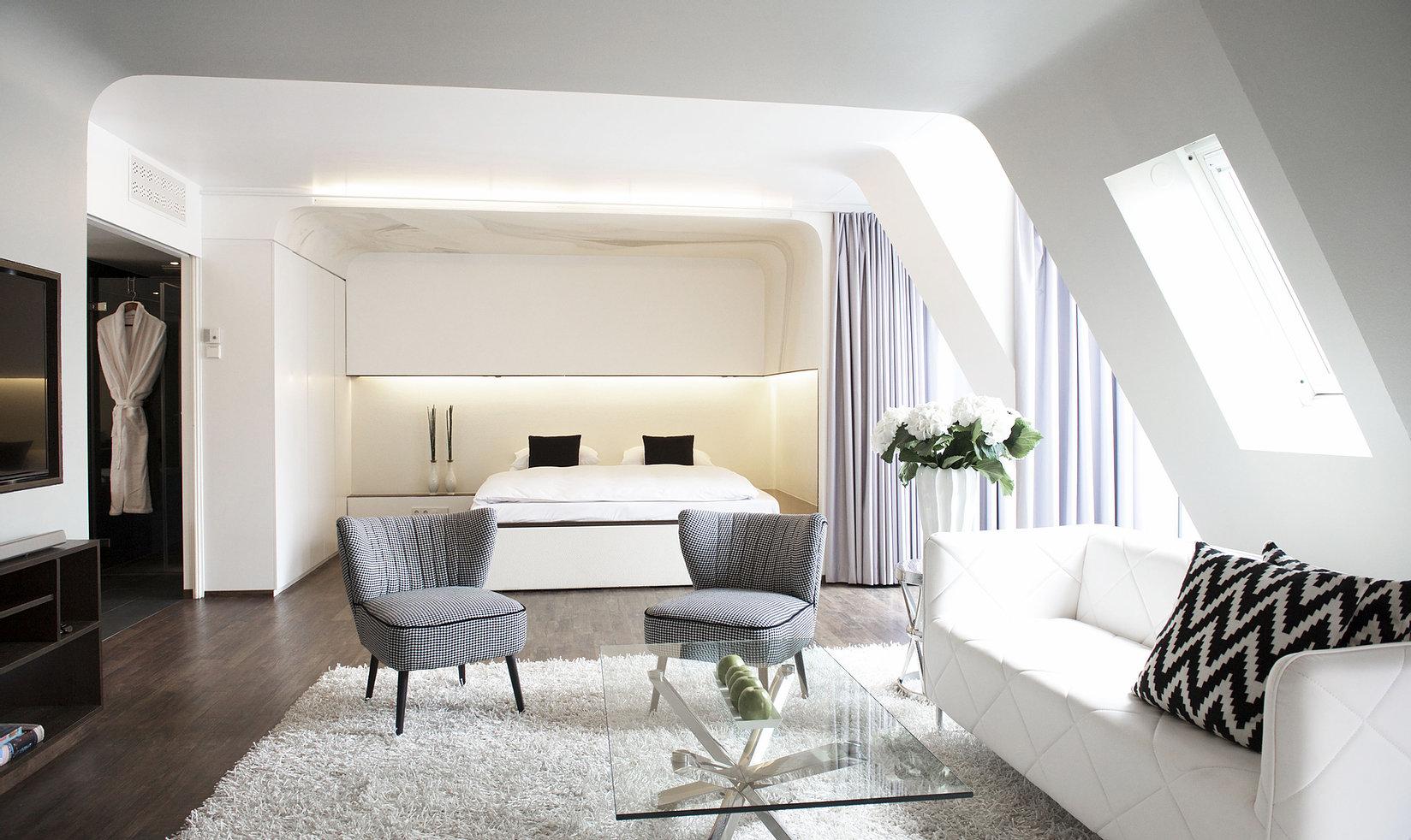 Hotel Q Berlin design concept room of this unique hotels in berlin